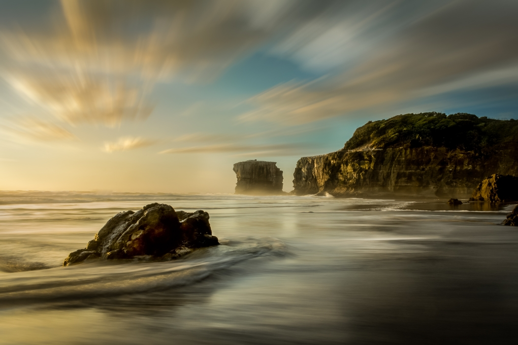 Muriwai re-visited by Rogan Templer