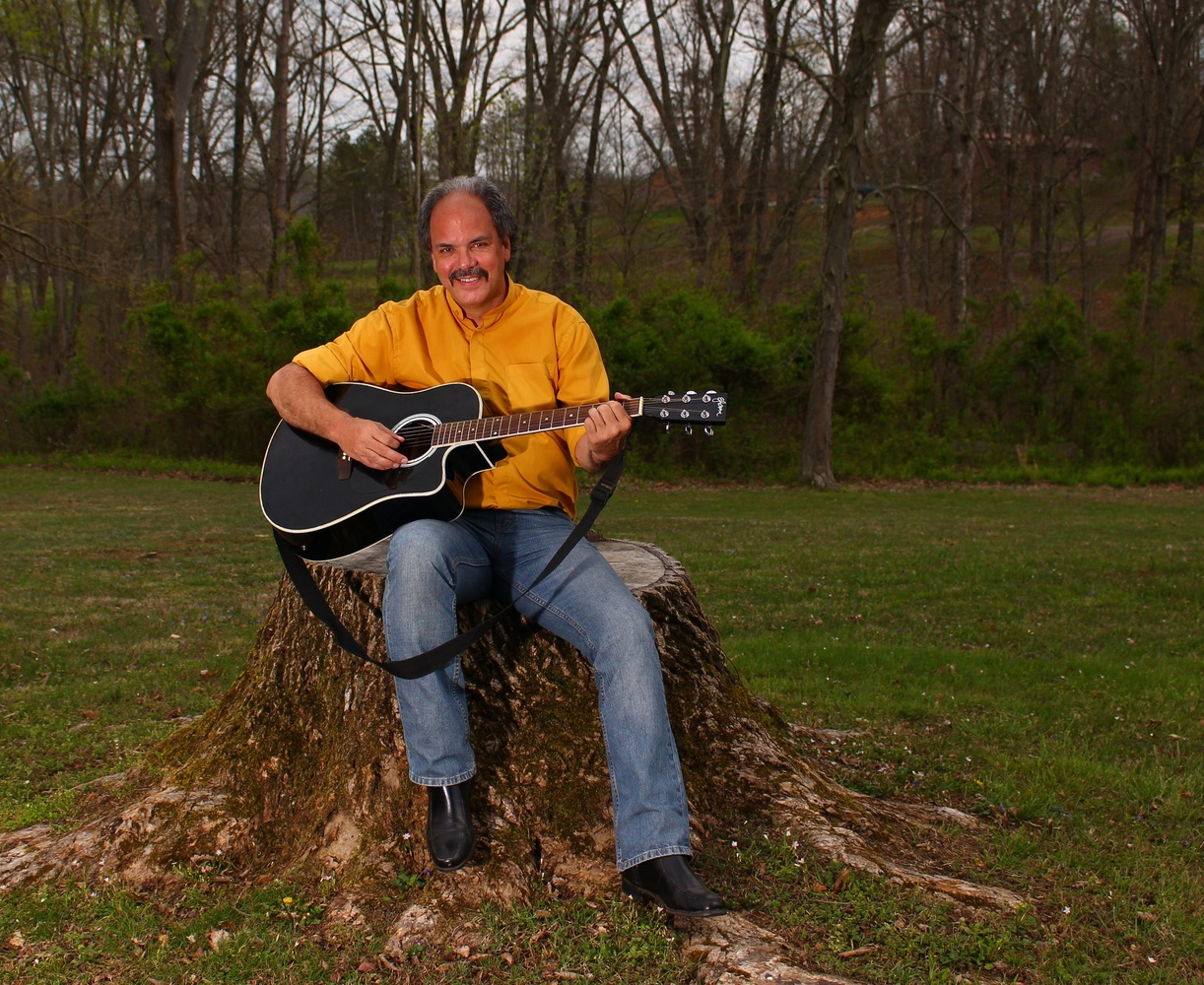 Guitar Man by Benjamin Dailey