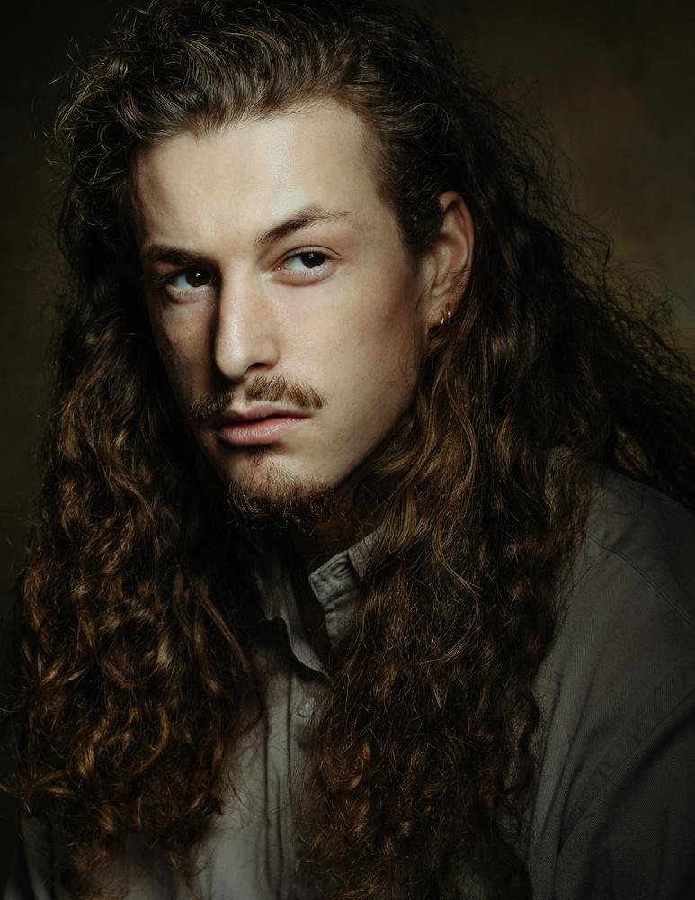 Headshot of Pip by Tommy Reynolds