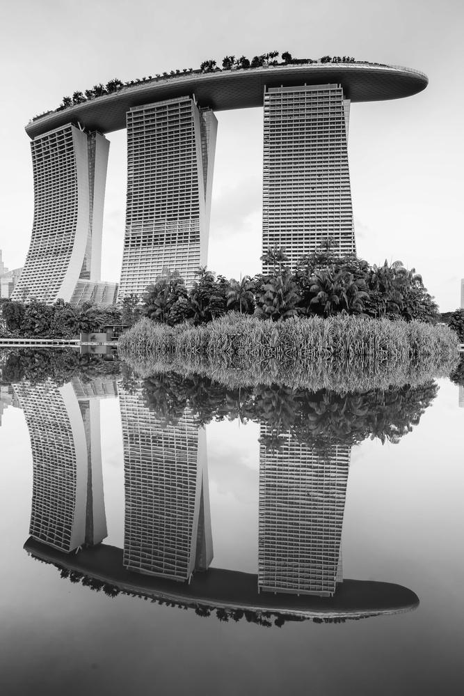 Marina Bay Sands, Singapore by Mark Chan