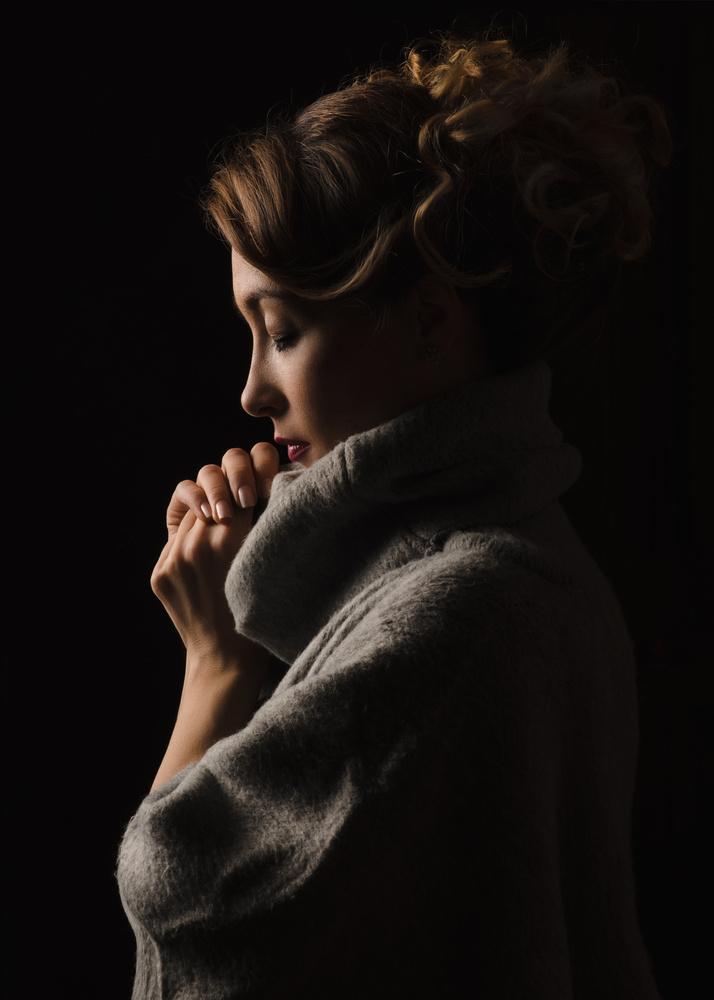 Prayer by Vladimir Popović
