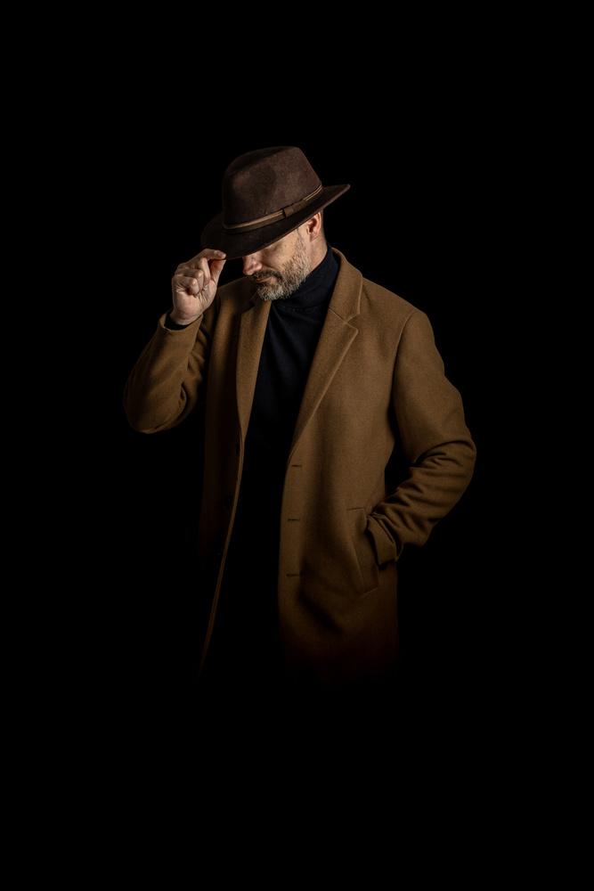 in the dark by Gian Franco Prozzillo
