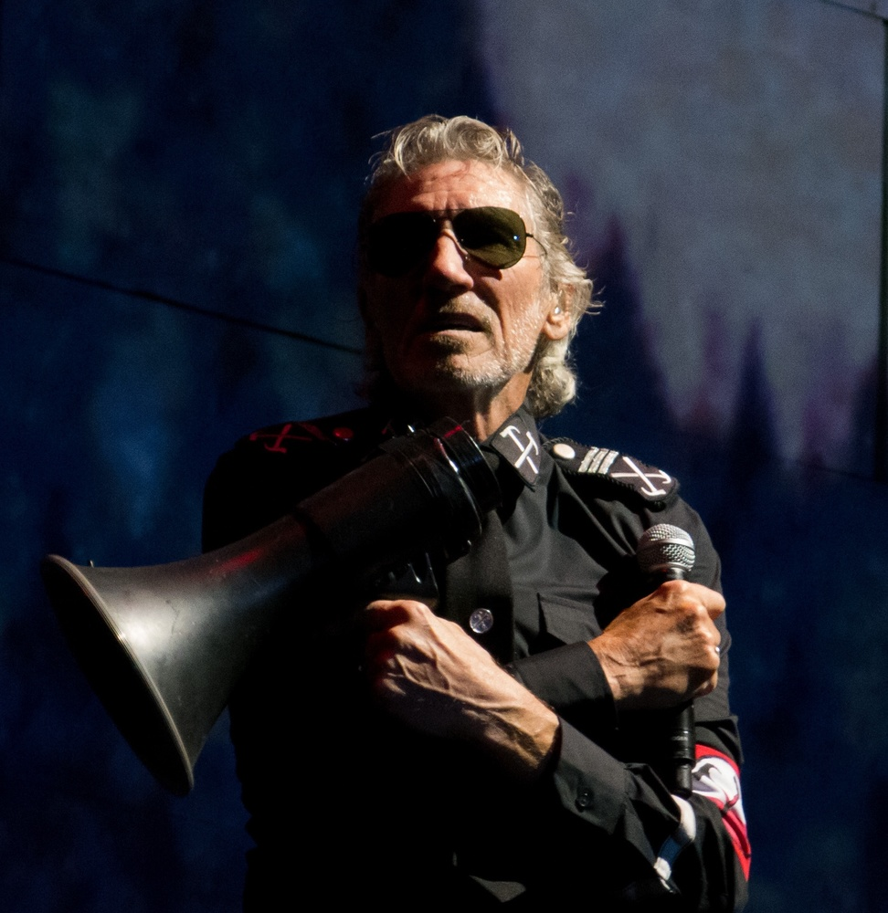 Roger Waters by Jaap Venhovens