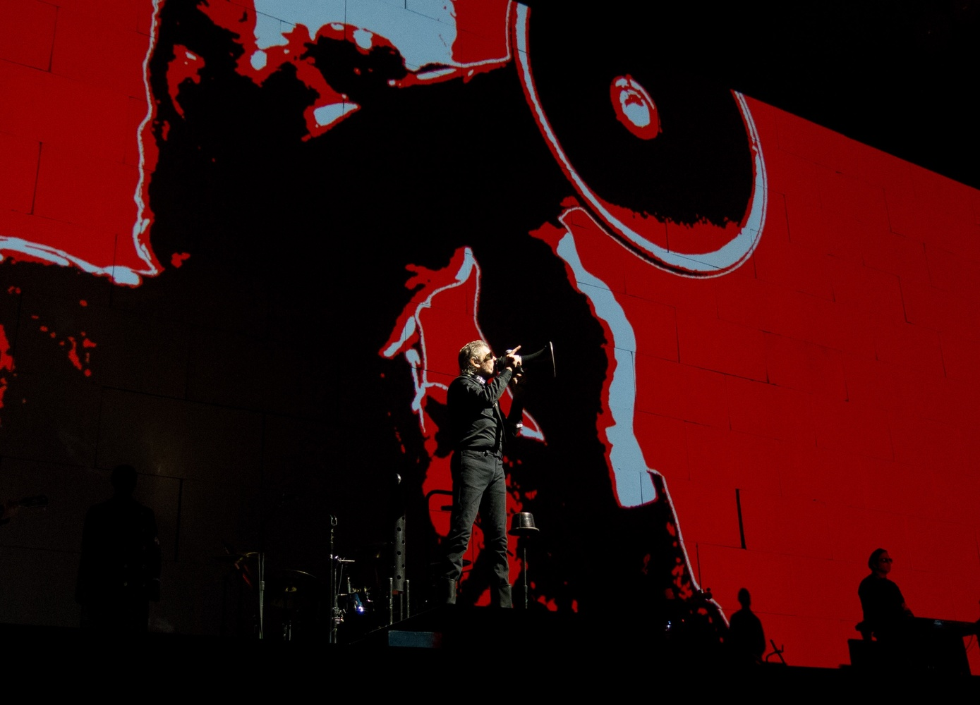 Roger Waters 2 by Jaap Venhovens