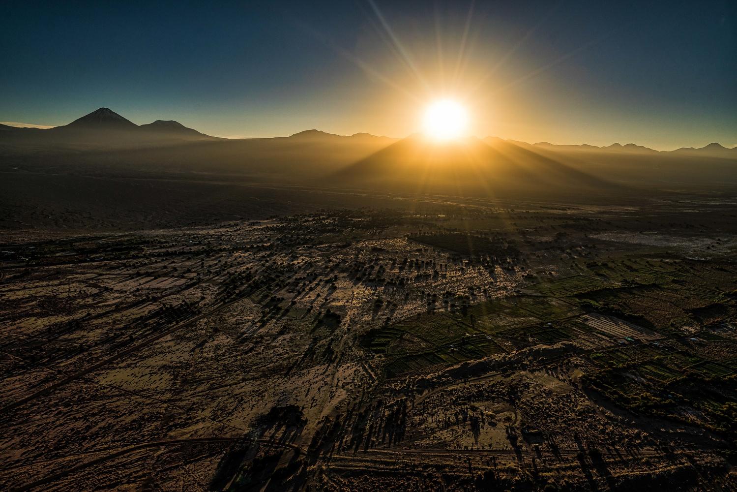 Sunrise by Jaap Venhovens