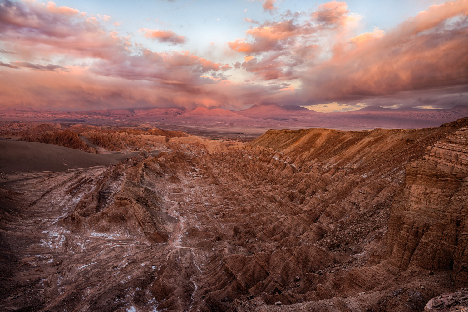 Death Valley by Jaap Venhovens