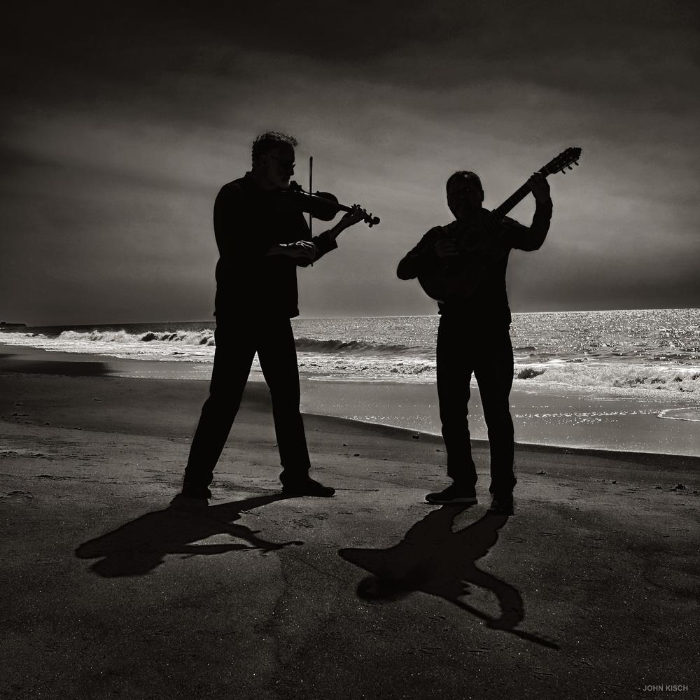 Montauk Duo by John Kisch