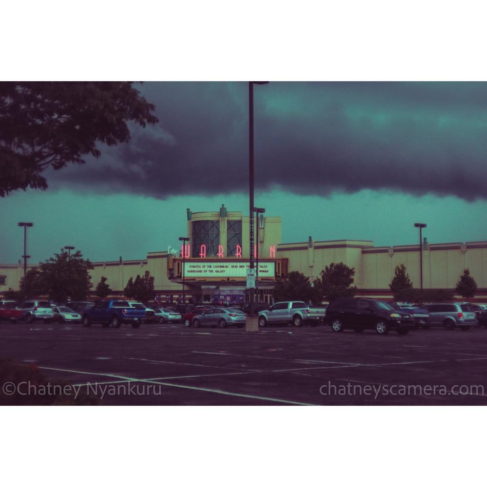 Storm Over Warren by Chatney Nyankuru