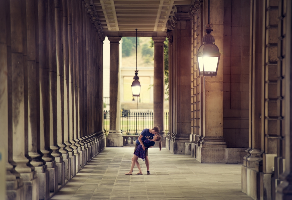 Engagementshoot in Londen by Bardt Photography