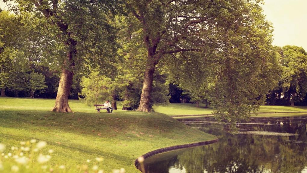 Engagementshoot @ Tervuren - Belgium by Bardt Photography