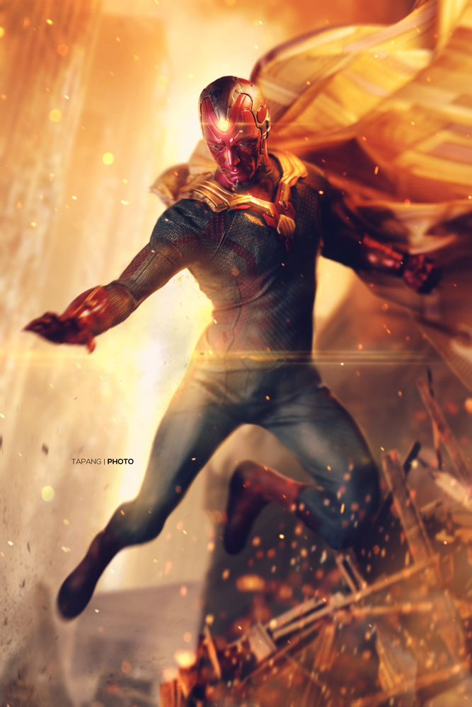 The Vision by Pete Tapang
