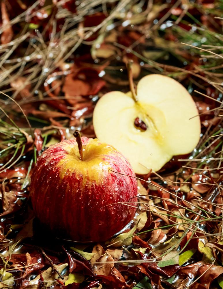 -Apple- by Brian Singayan