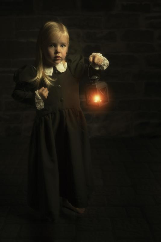 Alone In The Dark by Aaron Karnovski