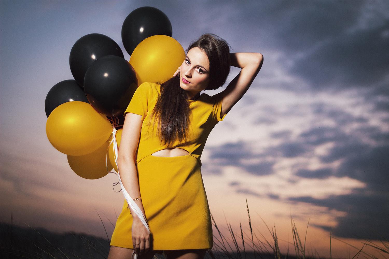 Ballons by Igor Botamino