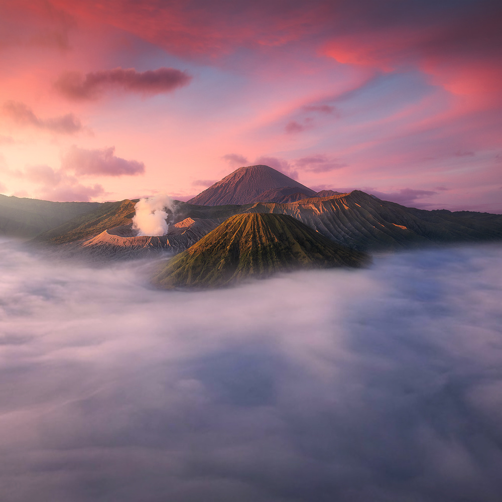 """Mount Bromo"" Java [Indonesia] by Konstantinos Ouzounidis"