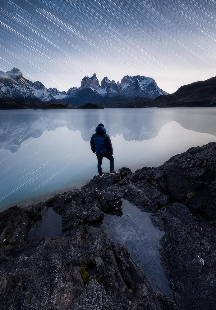 Torres del Paine by Konstantinos Ouzounidis