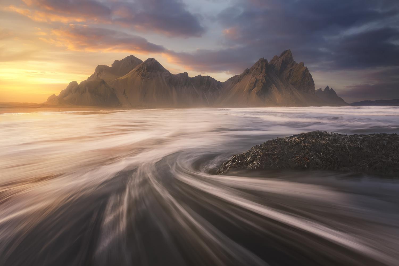 The Gem of Iceland by Aritz Atela