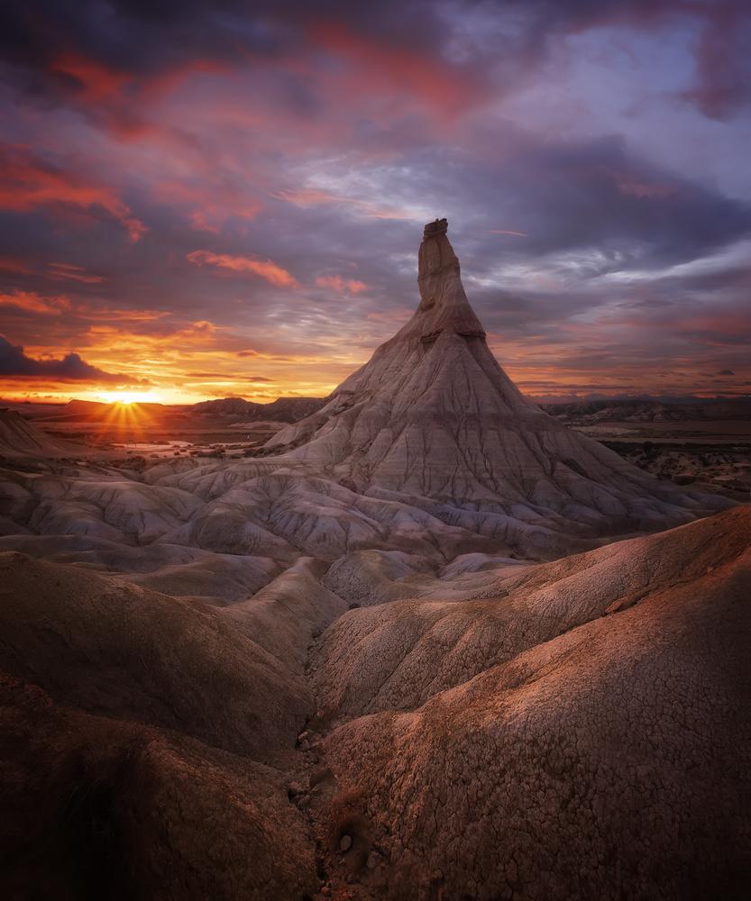 Dunes of Navarre by Aritz Atela