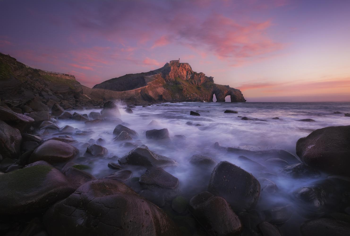 Blooming Rock by Aritz Atela