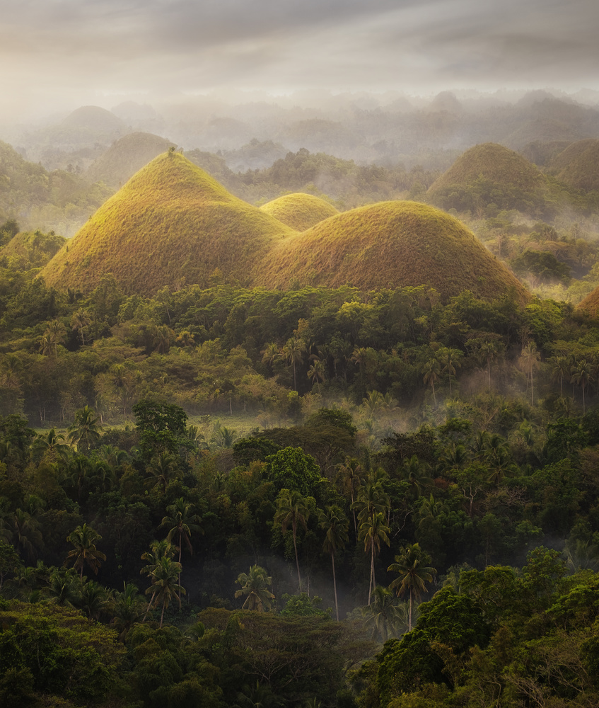 Chocolate Hills by Aritz Atela