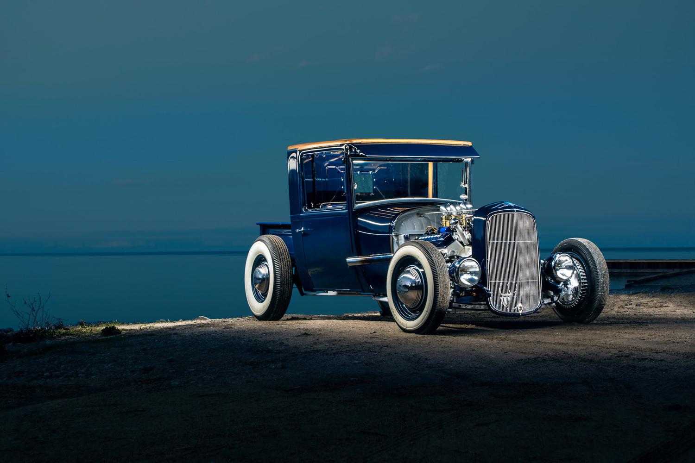 Model A Pickup by Kenny Kroeker