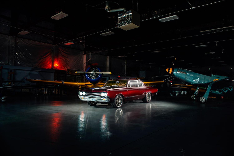 442 Oldsmobile by Kenny Kroeker