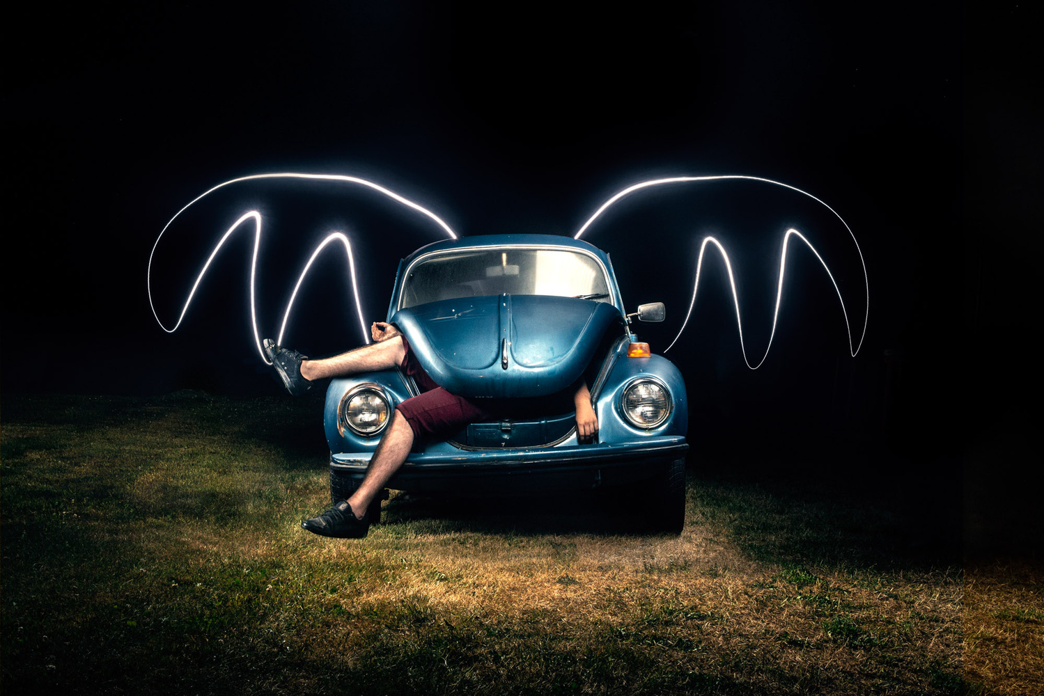 Beetle by Kenny Kroeker