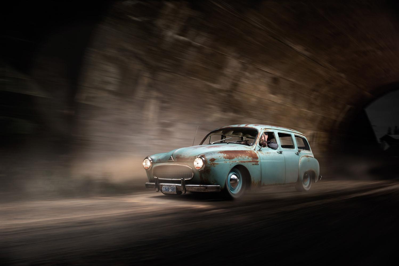 Renault Domain by Kenny Kroeker