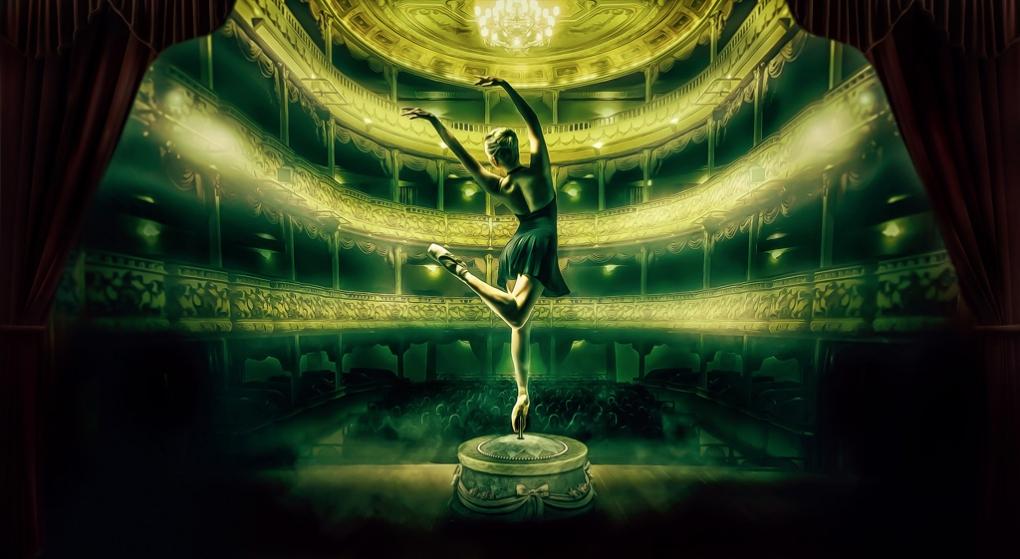Ballerina - More than just a ballet by Michael Zogot