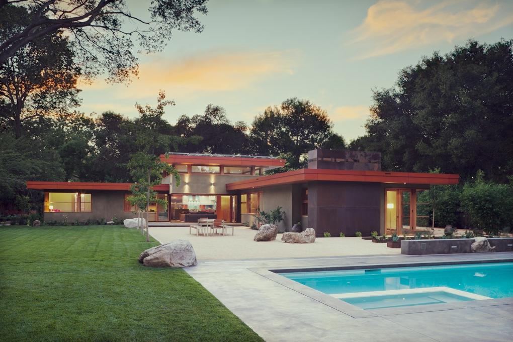 Wheeler Residence by Lucas Fladzinski