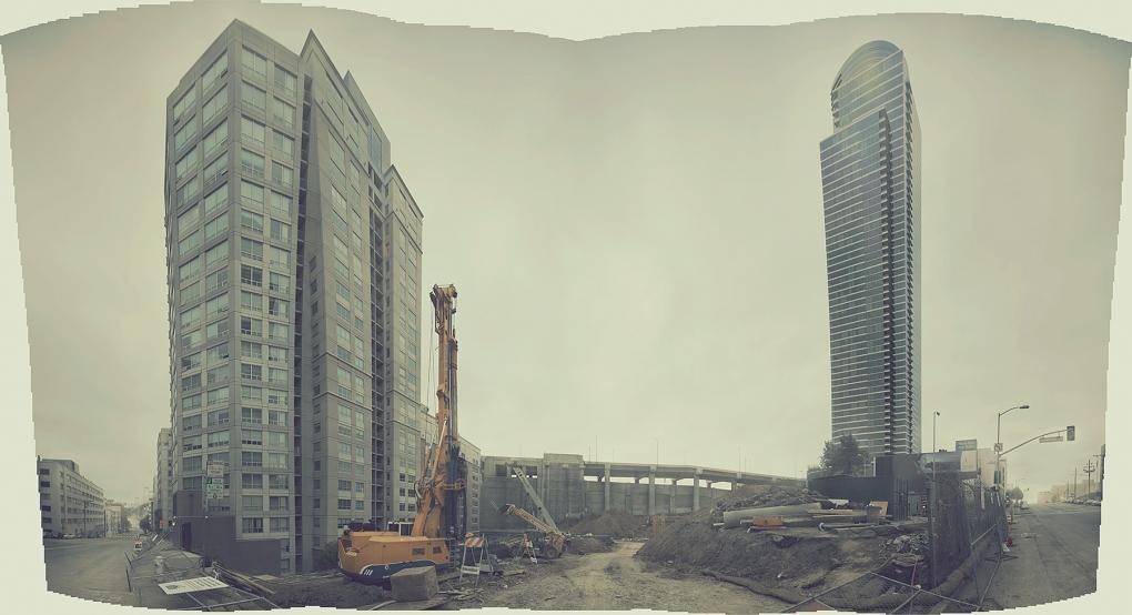 Untitled Panorama 012 by Lucas Fladzinski
