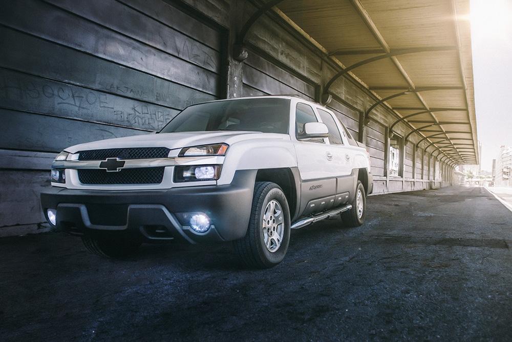 2003 Chevrolet Avalanche - II by Cristina Penescu