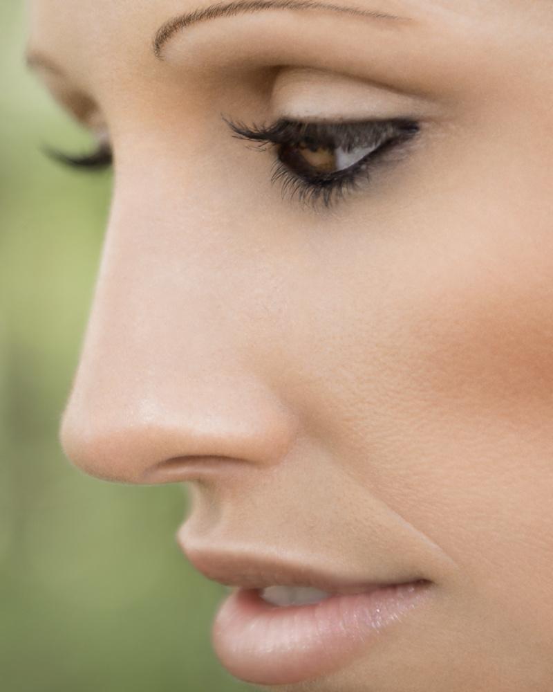 Portrait Closeup by Joshua Cook
