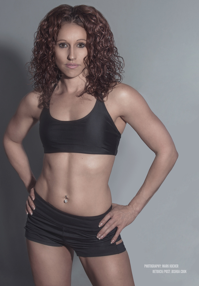 Fitness Portrait by Joshua Cook