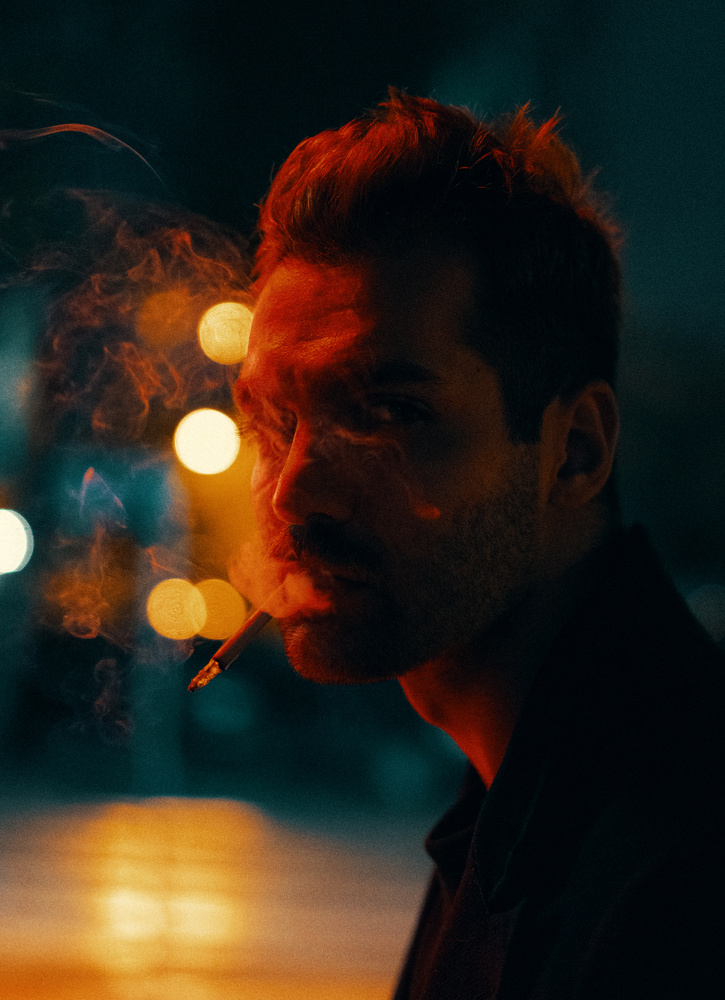 Night Shift by Babak Fatholahi