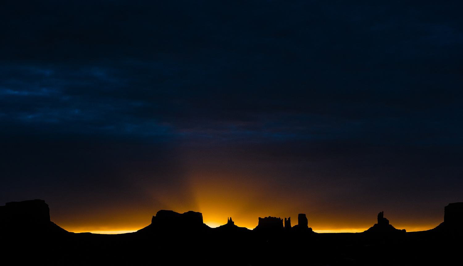 Monument Valley 2 by Don Risi