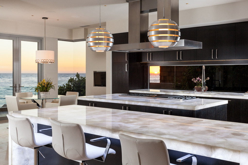 Contemporary Kitchen by Brandon Beechler