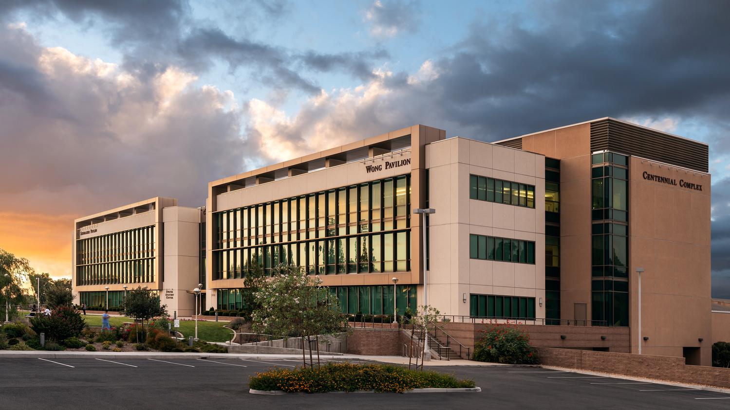 Centennial Complex at Loma Linda University by Jonathan Davidson