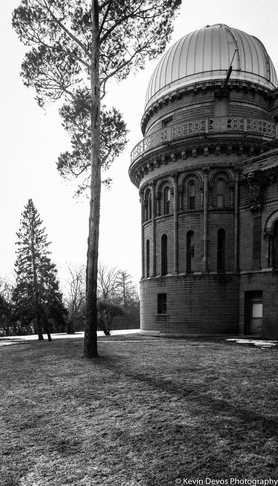 Yerkes Observatory by Kevin Devos