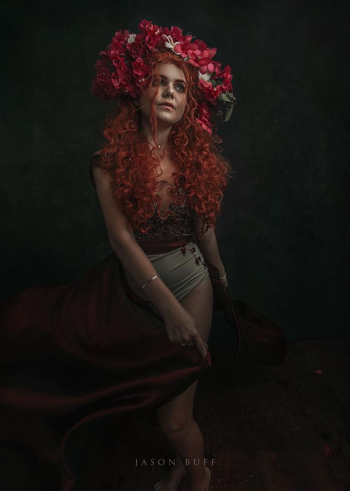 Olga by Jason Buff