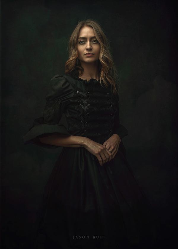 Hannah by Jason Buff