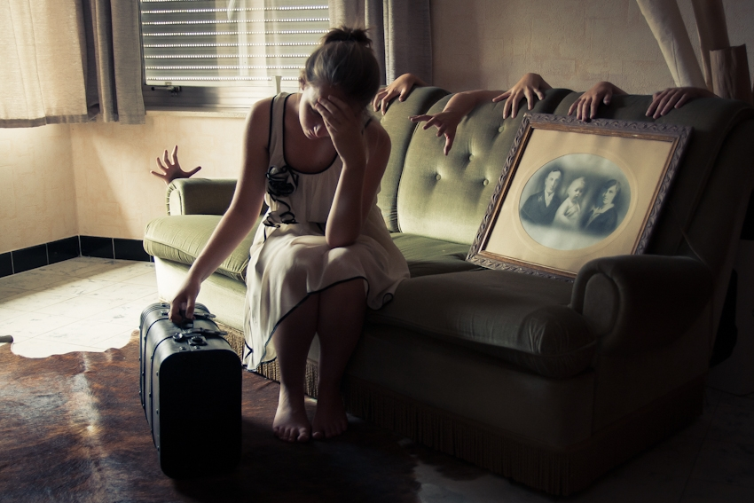 """""""The time to leave has come"""" - week 2/52 by Jolien Roos"""
