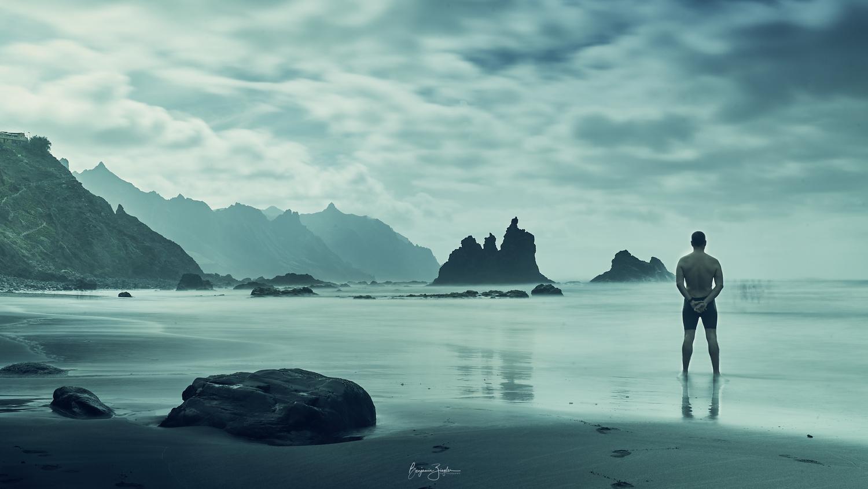 Alone by Benjamin ZIEGLER