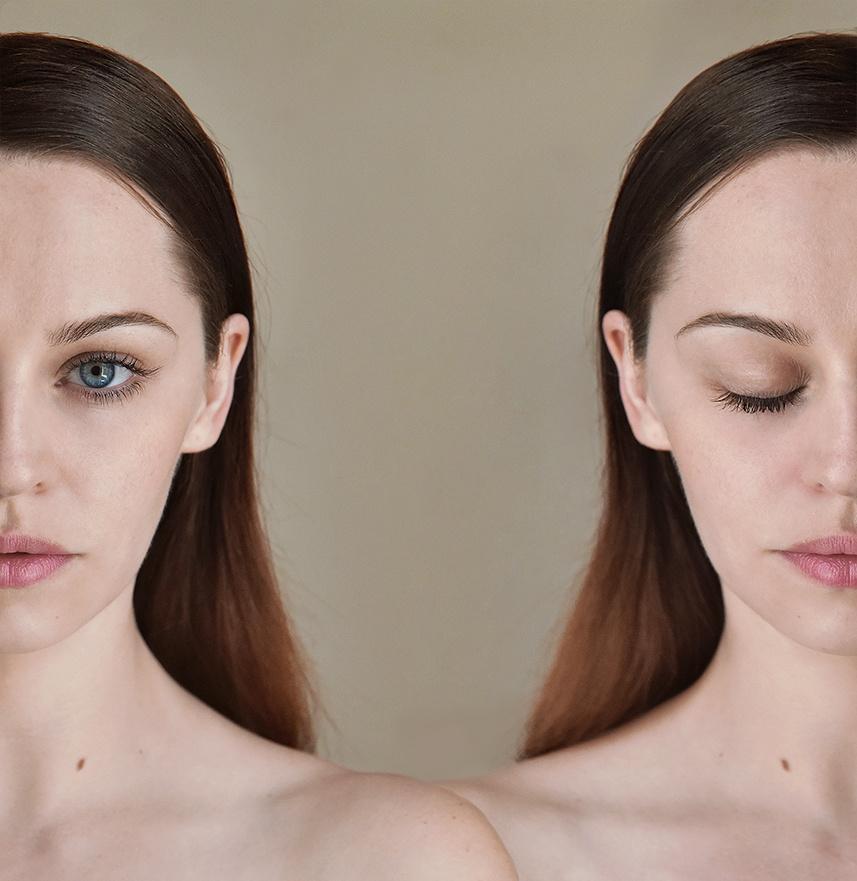 Self Portrait 1 by Jessica Truscott