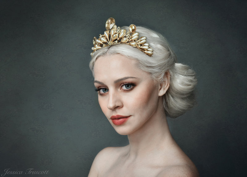 Crowned by Jessica Truscott