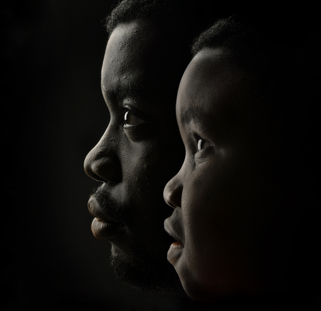 Father and Son by Jessica Truscott