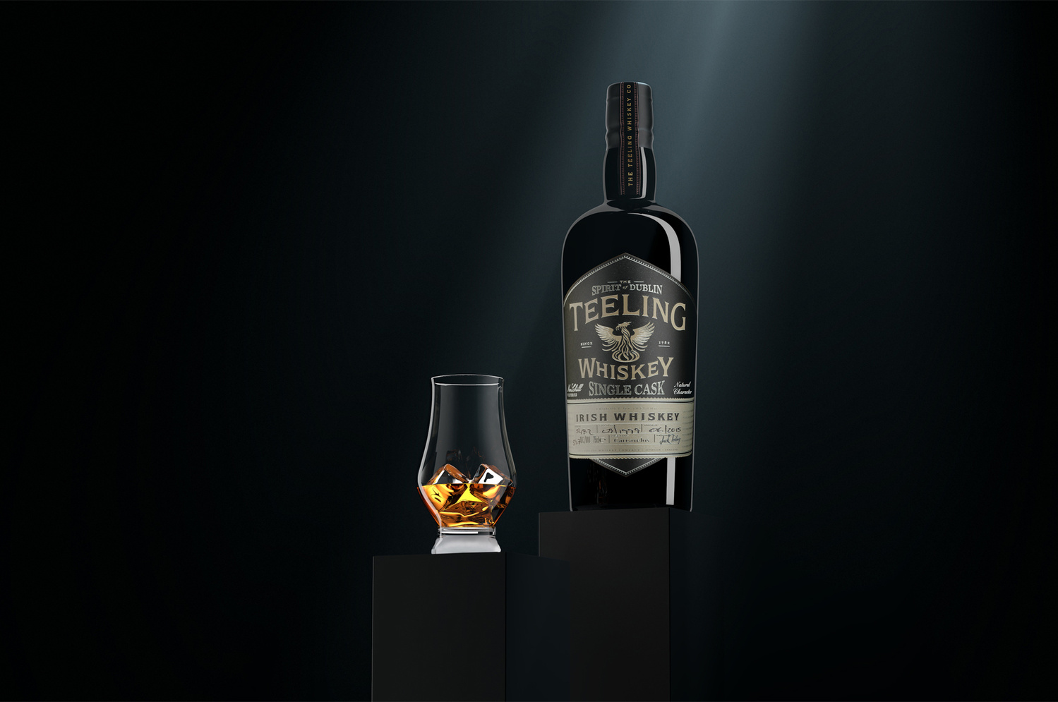 Teeling Whiskey by Andrey Mikhaylov