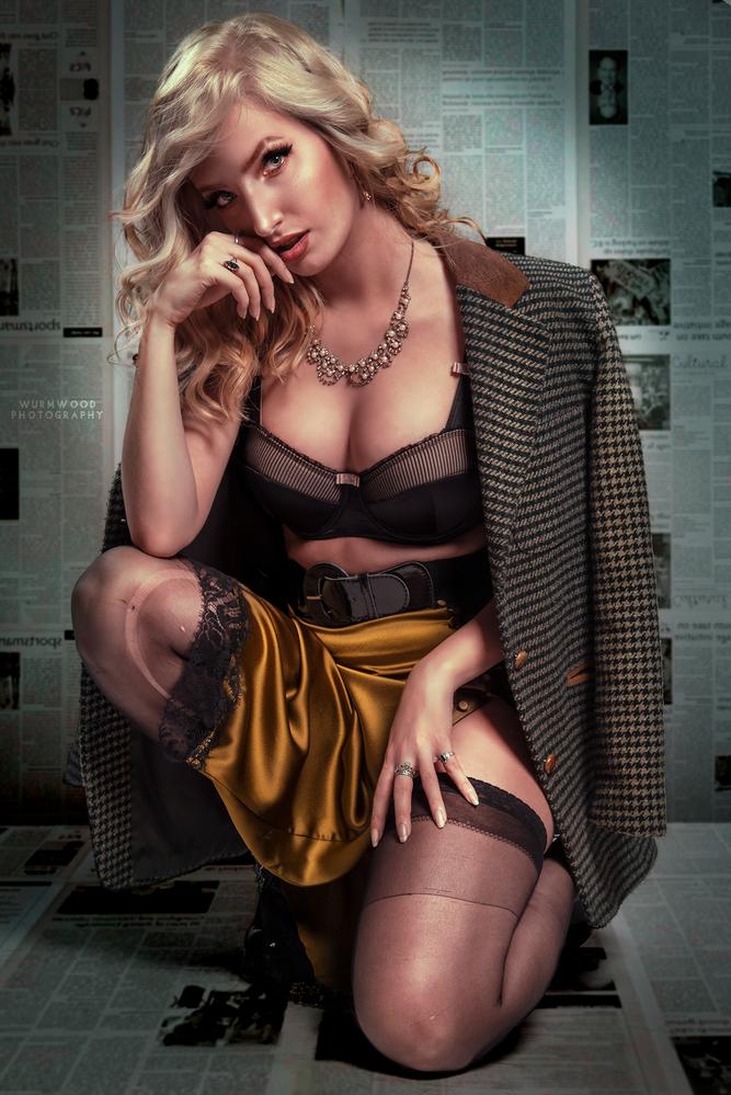 Femme Fatale by Jess Hess