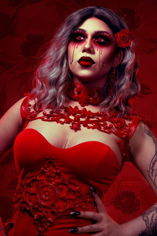 Sanguine Addiction by Jess Hess