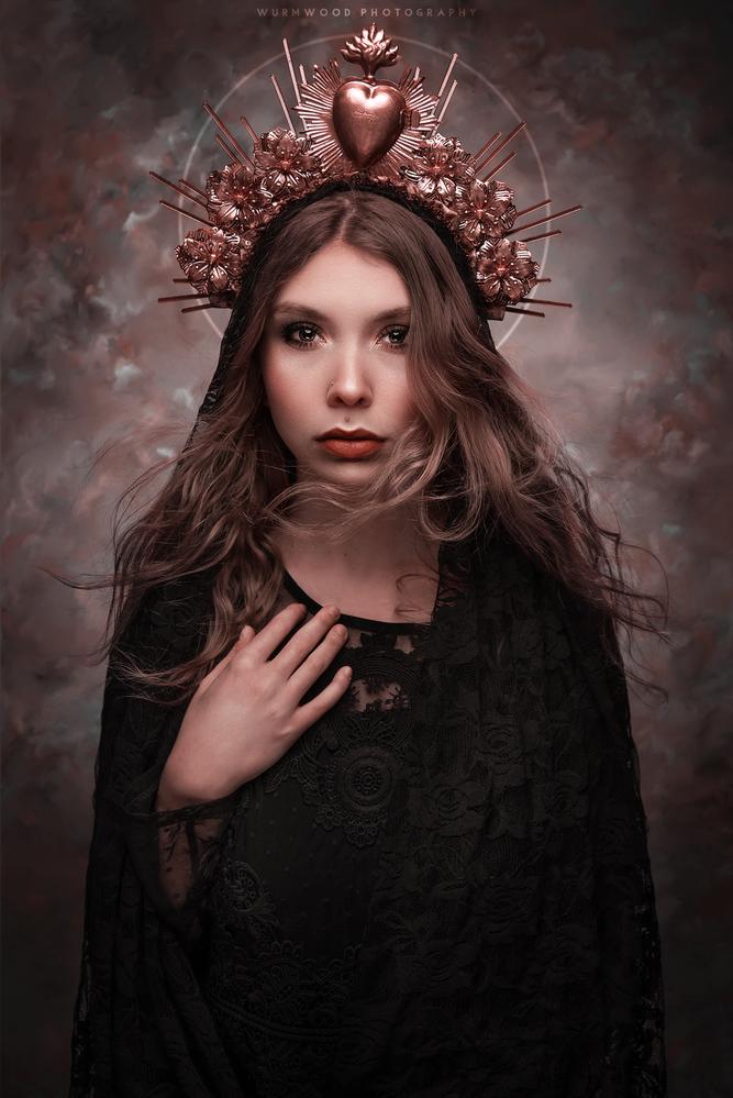 Sacred by Jess Hess
